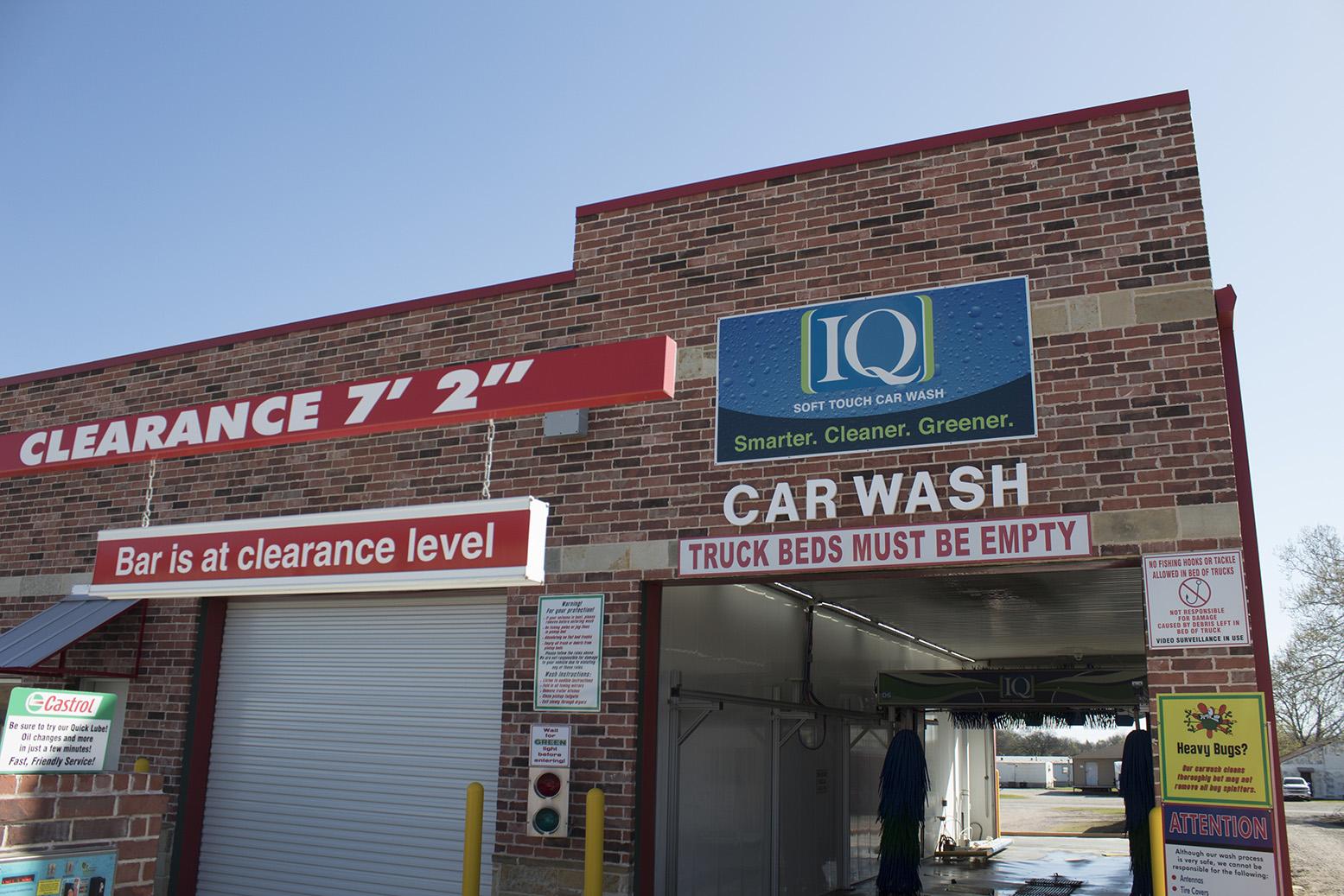 University Car Wash Lube
